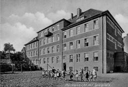 Zdjęcie archiwalne z przed II wojny światowej