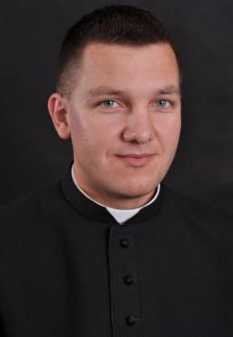 Ks. Adrian Czarnecki, Parafia pw. Najświętszego Zbawiciela w Szczecinie