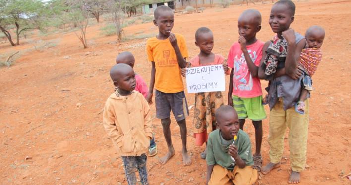 Akcja misyjna: Piórnik i lizak dla ucznia z Kipsing – Kenia