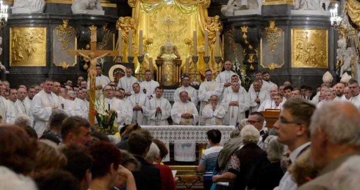 Diecezjalna pielgrzymka na Jasną Górę 2016