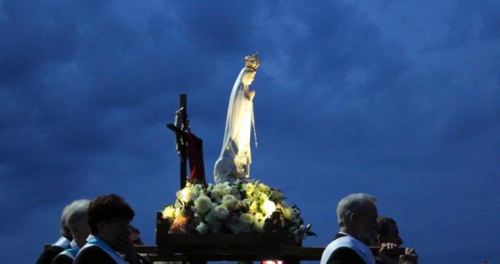 Obchody 100 lat Objawień Fatimskich w Sanktuarium na Słonecznym