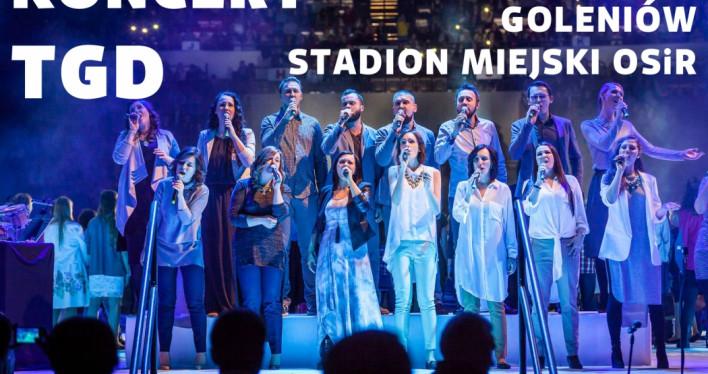 Koncert TGD w Goleniowie