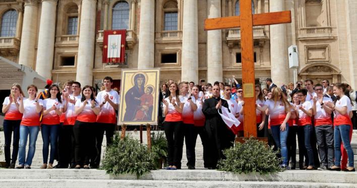 Peregrynacja Krzyża i Ikony Światowych Dni Młodzieży w Archidiecezji Szczecińsko-Kamieńskiej