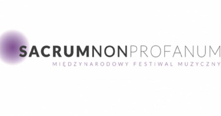 Festiwal Muzyczny Sacrum Non Profanum 2017