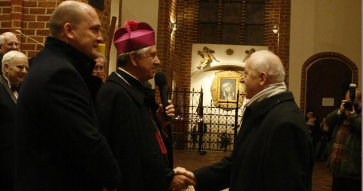 Arcybiskup Andrzej Dzięga wręczył Dyplomy Benemerenti
