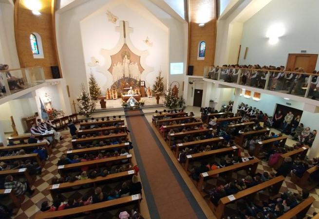 Szczecin Kaplica pw Matki Bożej Wspomożenia Wiernych