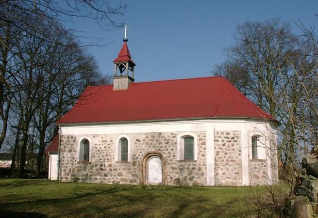 Bobolin Kościół filialny