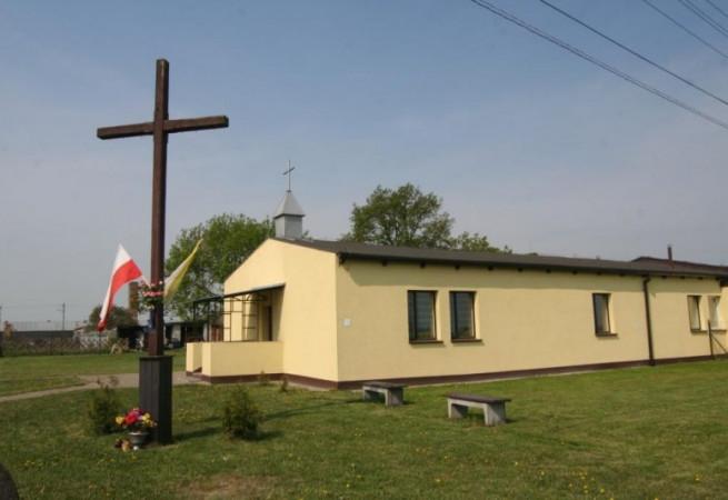Sobiemyśl Kościół filialny
