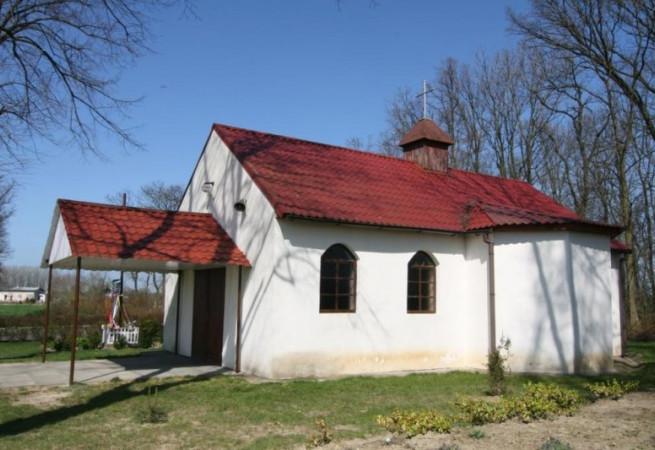 Lubiana Kościół filialny