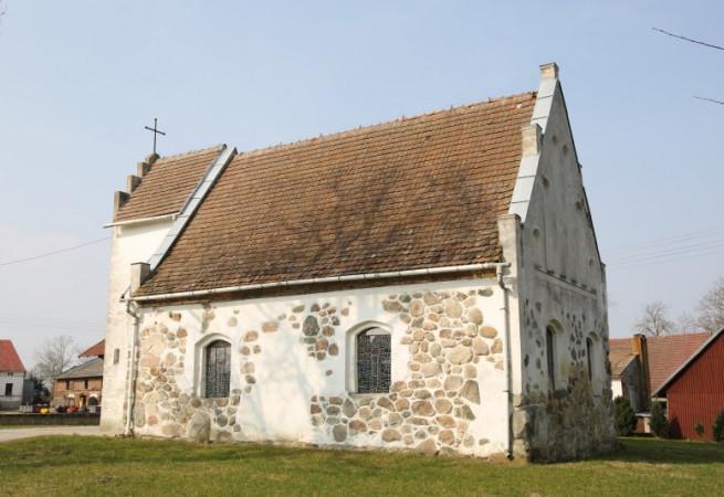 Pruszcz Kościół filialny pw Narodzenia NMP