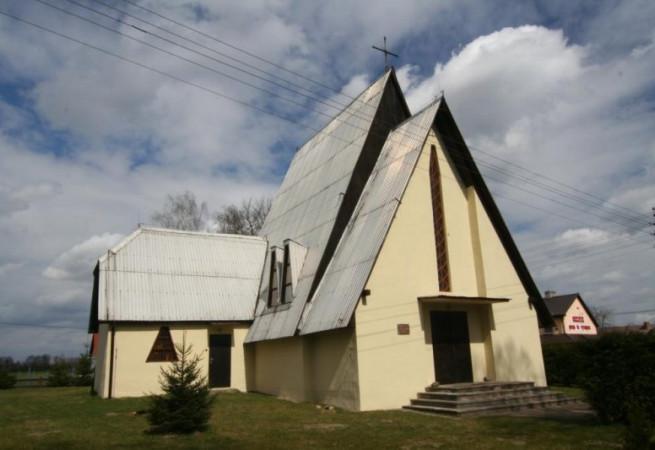 Zatom Kościół filialny pw NMP Matki Kościoła