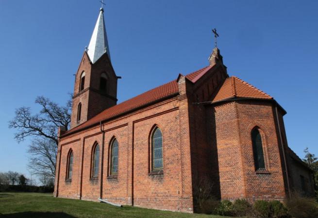 Rurka Kościół filialny pw św.Józefa