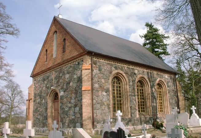 Stoki Kościół filialny
