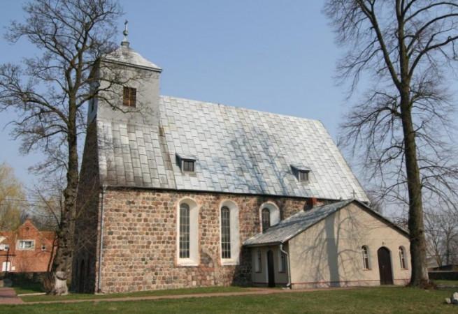 Oborzany Kościół filialny