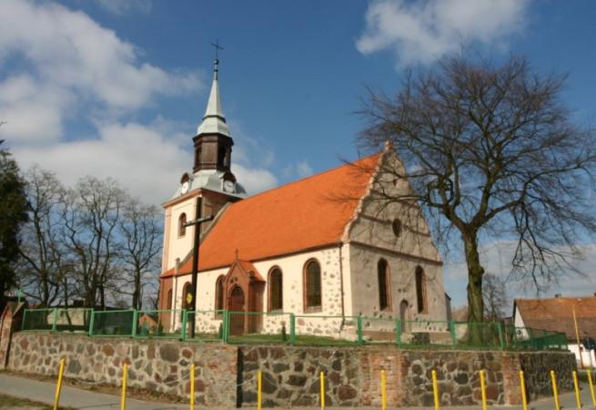 Dolice Kościół parafialny pw Chrystusa Króla