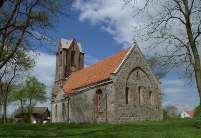 Godków Kościół parafialny pw św. Maksymiliana Marii Kolbe