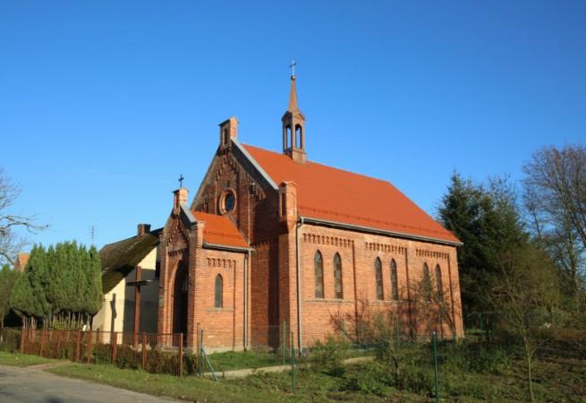 Unibórz Kościół filialny pw NMP Królowej Świata
