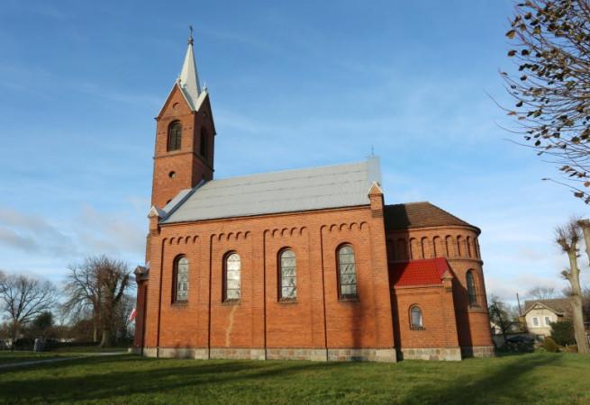 Górzyca Kościół parafialny pw Niep. Poczęcia NMP
