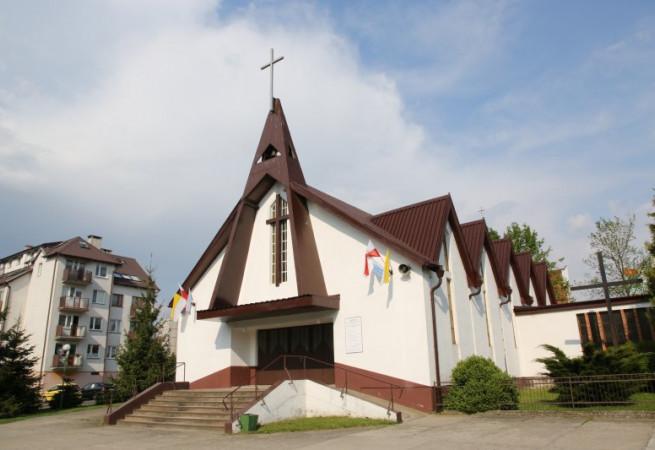 Gryfino Kaplica pw Niepokalanego Serca Maryi
