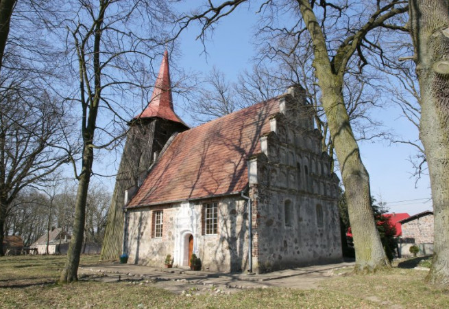 Wojtaszyce Kościół filialny pw MB Częstochowskiej