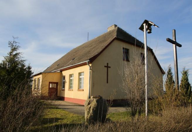 Lucin Kościół filialny pw św.Wojciecha BM