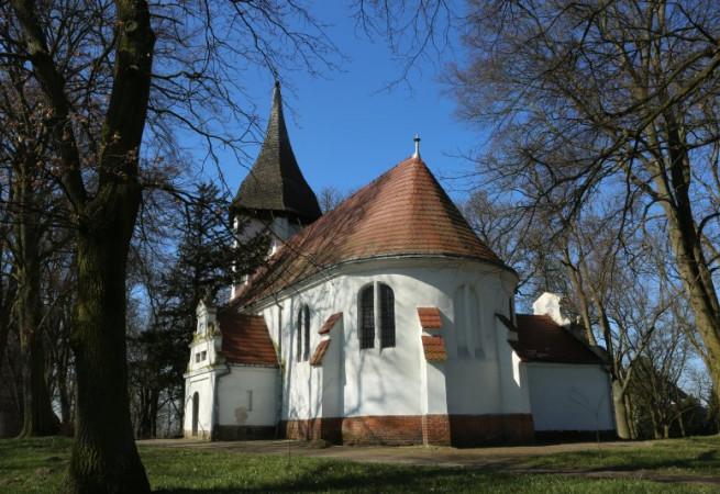 Kamień Pomorski Kościół filialny pw św.Mikołaja Bp