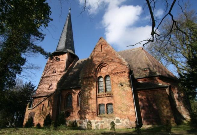 Trzebieszewo Kościół filialny