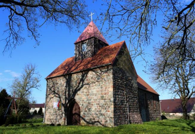 Kamieniec Kościół filialny pw Bożego Ciała