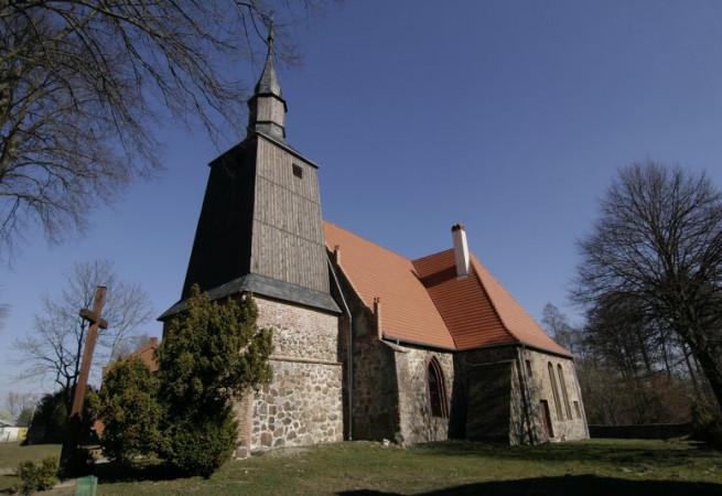 Kozielice Kościół parafialny pw Chrystusa Króla
