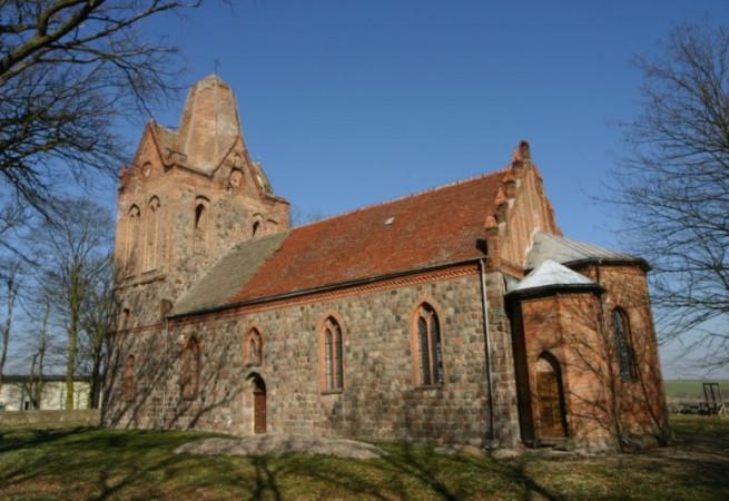 Krzymów Kościół filialny pw św.Józefa