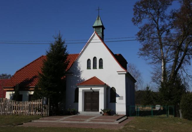 Żółwia Błoć Kościół filialny pw św.Antoniego