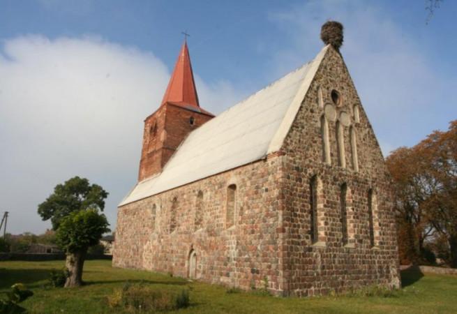 Żarczyn Kościół filialny