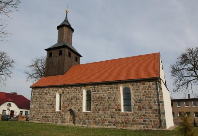 Derczewo Kościół filialny pw Narodzenia NMP