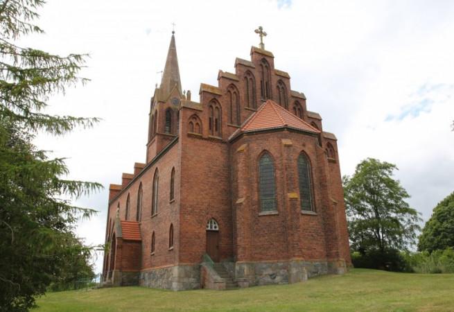 Lubin Kościół parafialny pw MB Jasnogórskiej