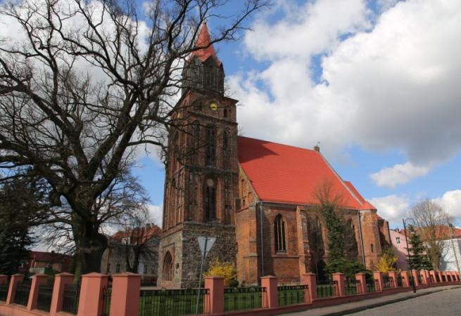 Maszewo Kościół parafialny pw MB Częstochowskiej