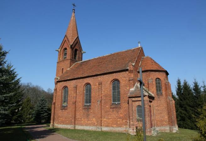 Radzanek Kościół filialny pw św.Floriana