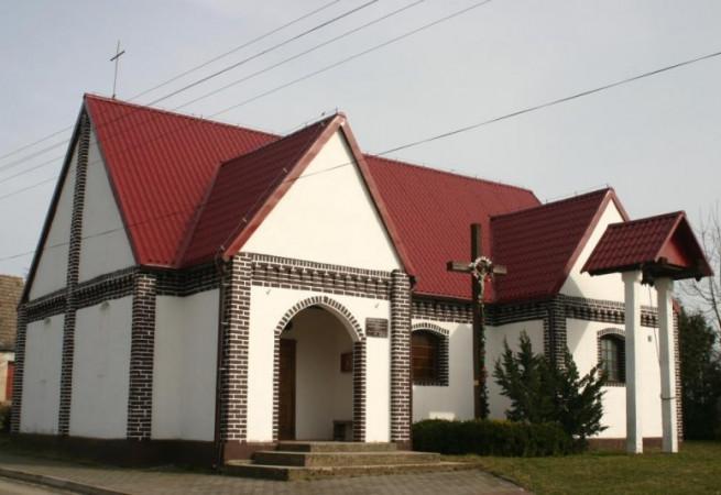 Gądno Kościół filialny pw Matki Bożej Nieustajacej Pomocy