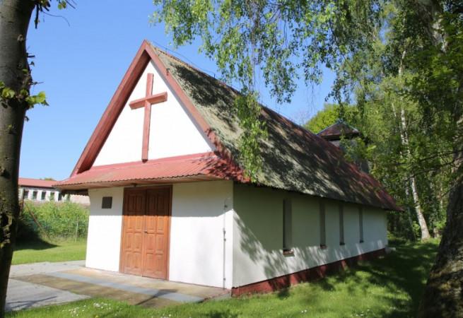 Podgrodzie Kościół filialny pw św. Franciszka z Asyżu