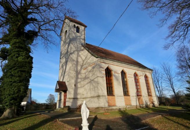 Kikorze Kościół filialny pw MB Fatimskiej