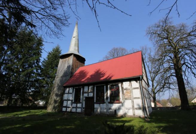 Redostowo Kościół filialny pw Najśw.Serca Pana Jezusa