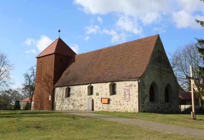 Sławęcin Kościół filialny pw MB Ostrobramskiej