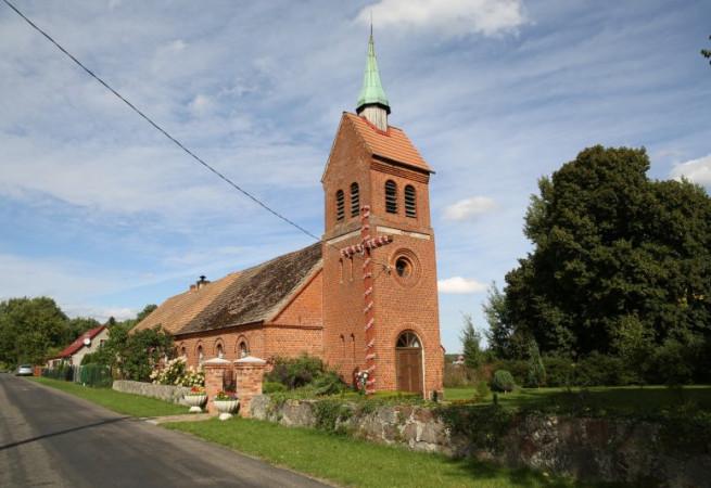 Taczały Kościół filialny pw św.Stanisława BM