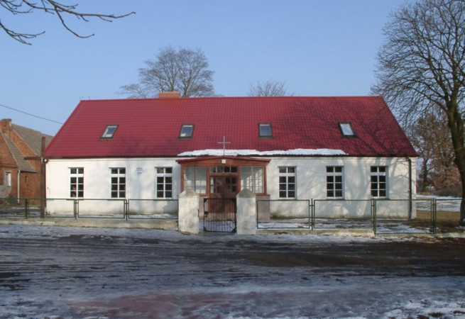Nętkowo Kościół filialny