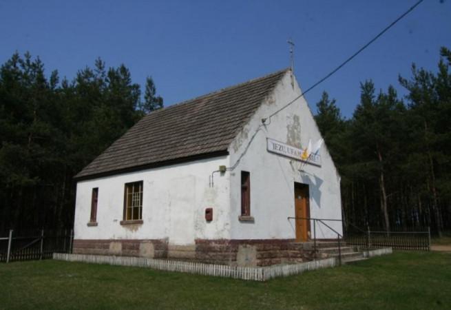Pszczelnik Kościół filialny