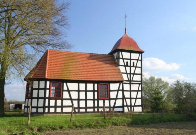 Trzebawie Kościół filialny