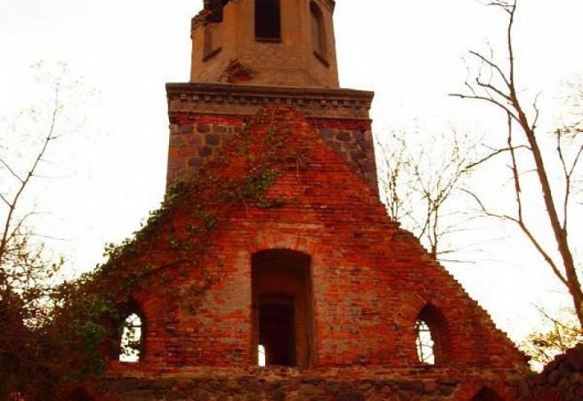 Lipka Kościół filialny pw Niepokalanego Serca NMP. Wezwanie nadał J.E. Ksiądz Arcybiskup w 2013r podczas wizytacji.
