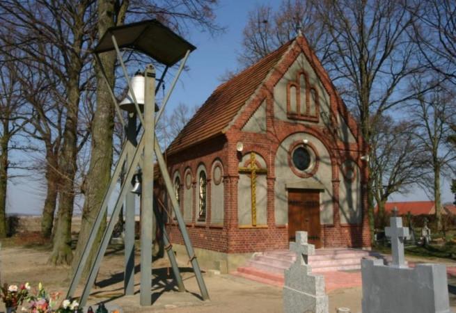 Krześnica Kościół filialny