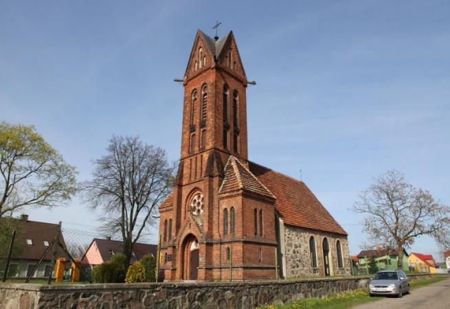 Święte Kościół filialny pw św.Antoniego