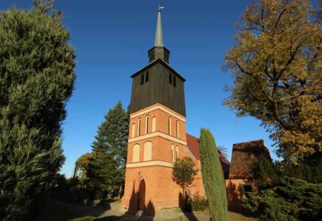 Szczecin Kościół parafialny pw Chrystusa Króla