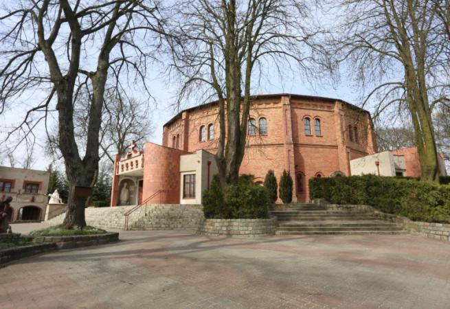 Szczecin Kościół parafialny pw Matki Bożej Jasnogórskiej